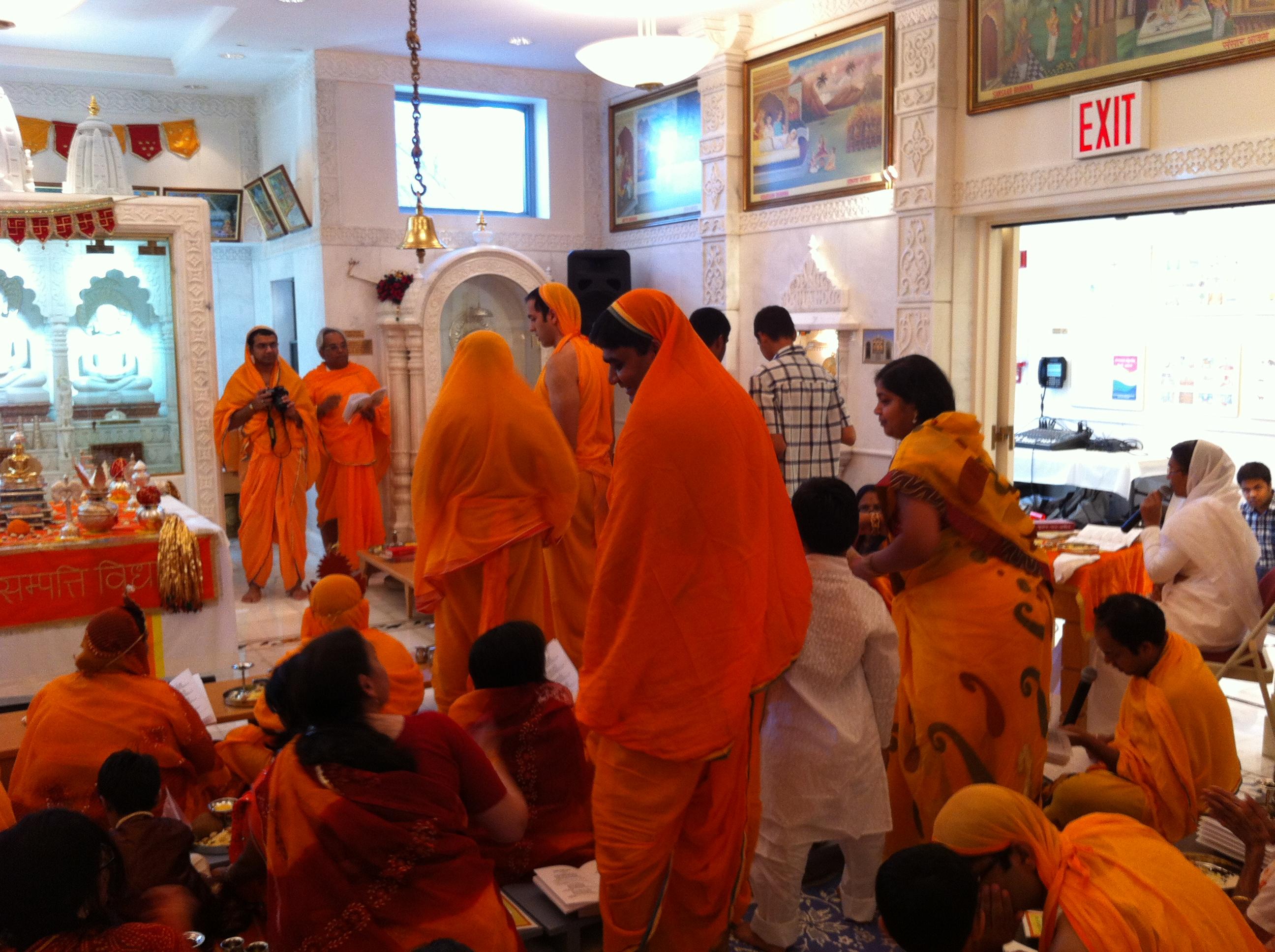 Das_Lakshana_(Paryusana)_celebrations,_New_York_City_Jain_temple_1