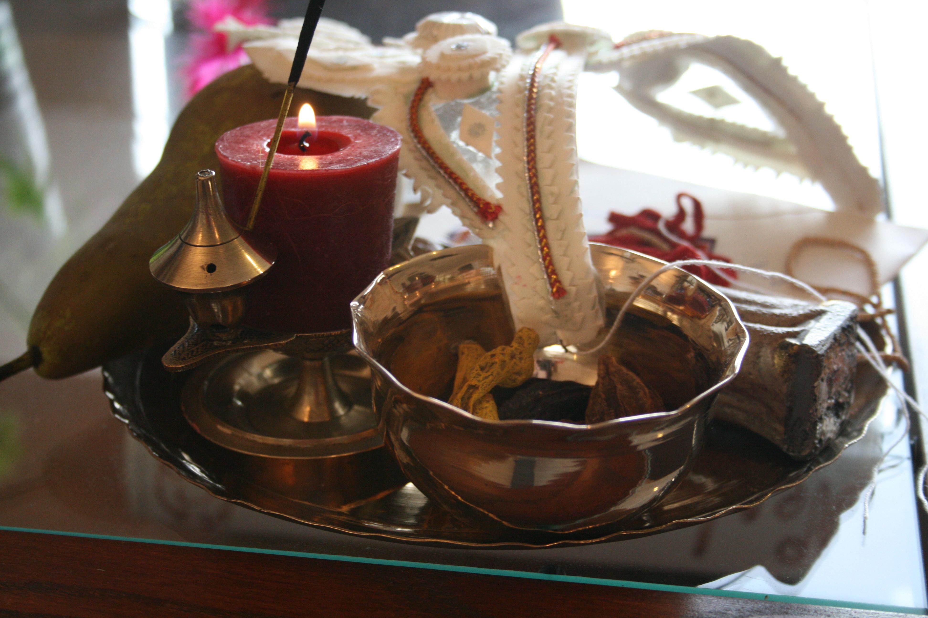 Annaprashan_offerings