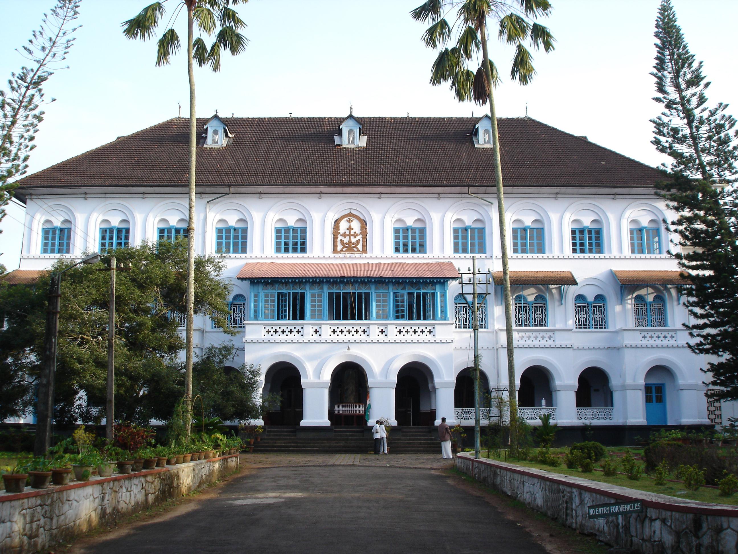 Archbishop's_House,_Changanassery,_Kerala