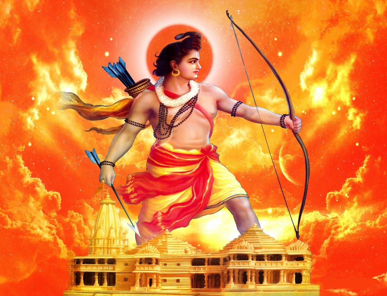 remembering rama janma bhoomi rama mandir is the need of