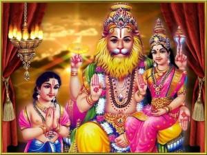 lord-narsimha-with-lakshmi-bhakthishakthi