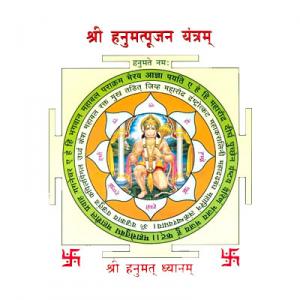 Hanuman yantra 2