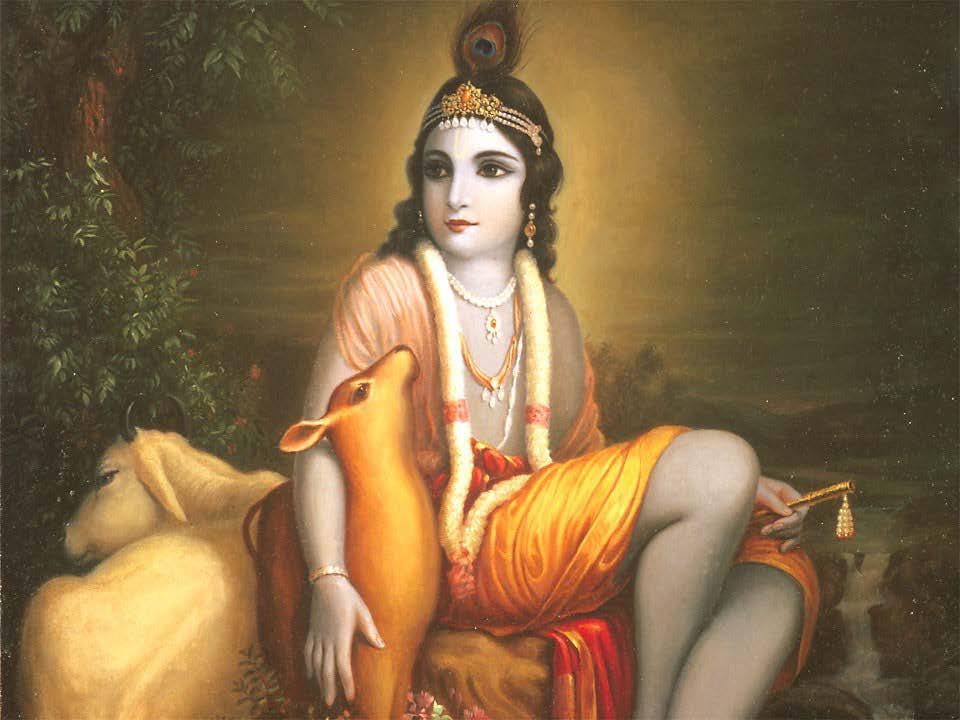 Krishnastu Bhagavan Swayam