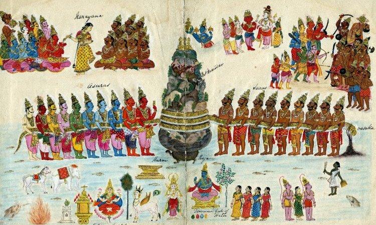 Samudra Mathanam