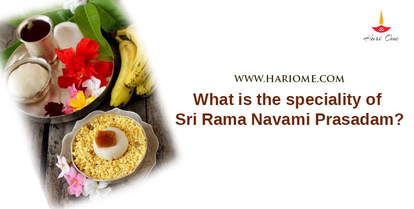 what-is-the-speciality-of-sri-rama-navami-prasadam