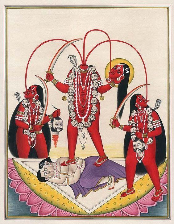 Sri Chinna Masta Stotram /శ్రీ ఛిన్నమస్తాస్తోత్రమ్