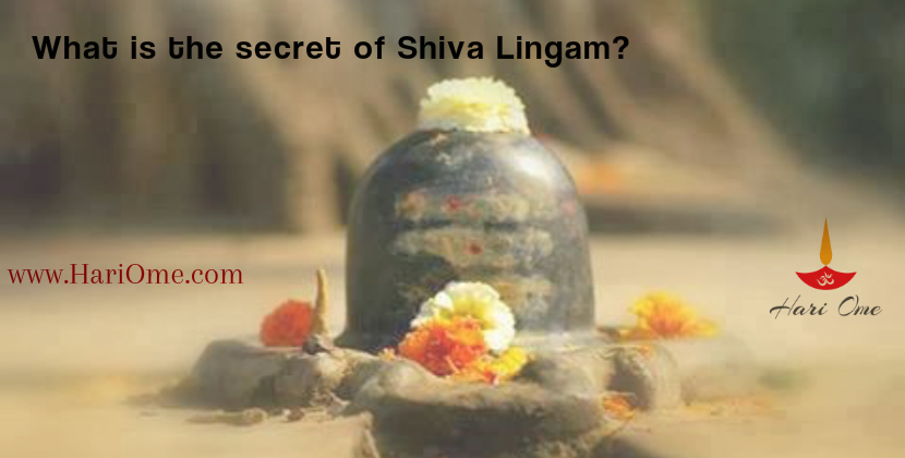 Shivalingam Secret