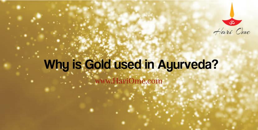 Gold Ayurveda