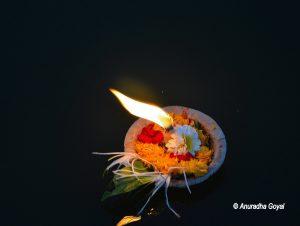 Offerings during Pushkaralu