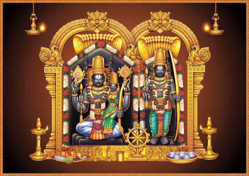 Bhadrachalam-Vaikuntha-Rama