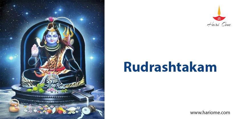 Rudrashtakam
