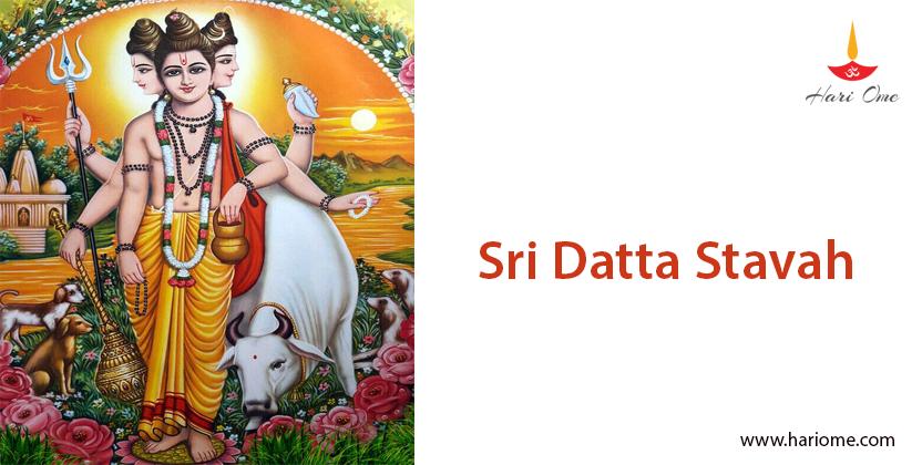 Sri Datta Stavah