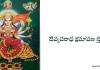 దేవ్యపరాధ క్షమాపణ స్తోత్రం - Devi aparadha kshamapana stotram in Telugu